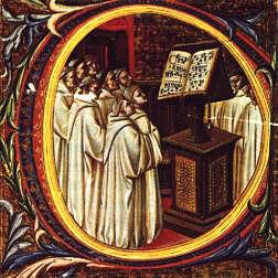 corso di gregoriano 2012