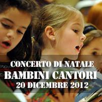 Concerto di Natale del Coro dei Bambini Cantori di Cortona
