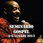SEMINARIO GOSPEL CON THE ANTHONY MORGAN'S INSPIRATIONAL CHOIR